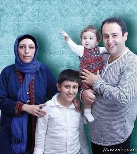 عکس-بازیگران-ایرانی-در-کنار-همسرانشان
