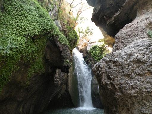 تور اطراف اصفهان -آبشار تنگه تامرادی