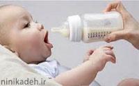 زمان مصرف شیرخشک در کودکان
