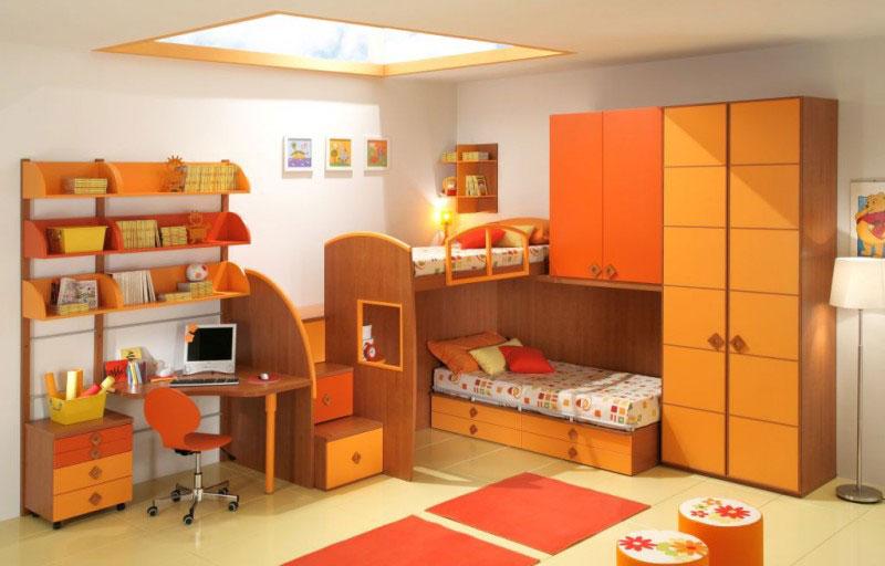 طراحی اتاق کودک اصفهان