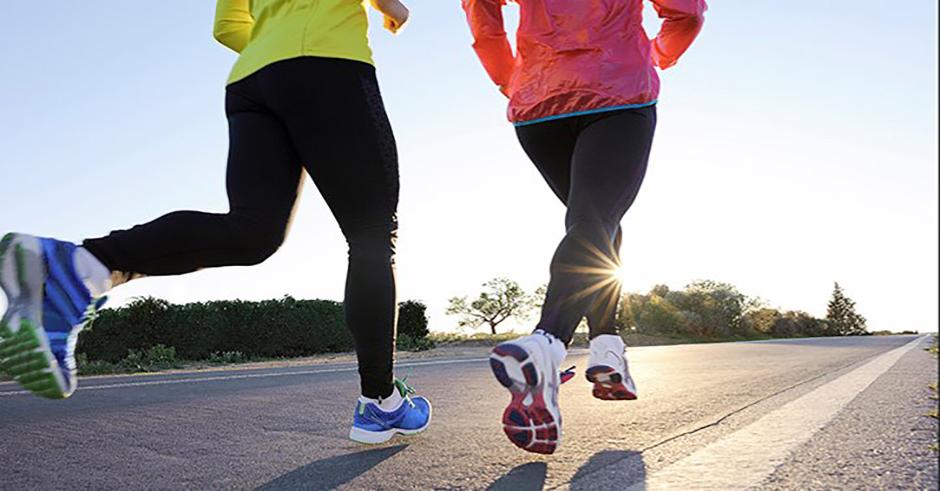 پیاده روی و تناسب اندام